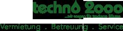 Techno 2000 - Vermietung, Betreuung, Service